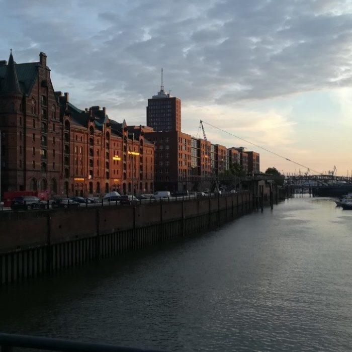 Hamburg, meine Perle! Halbzeit bei VELUX