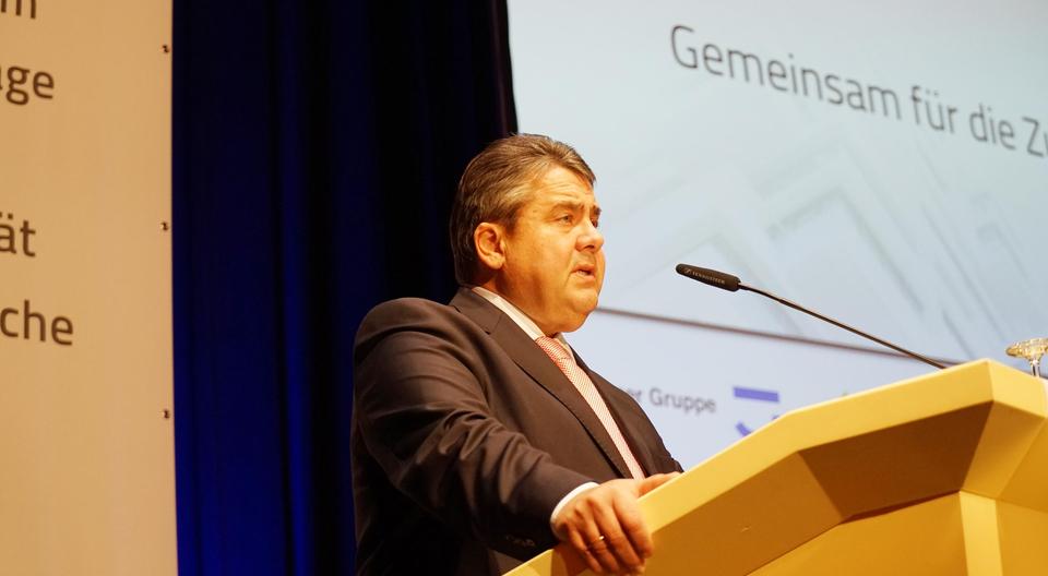 Sigmar Gabriel