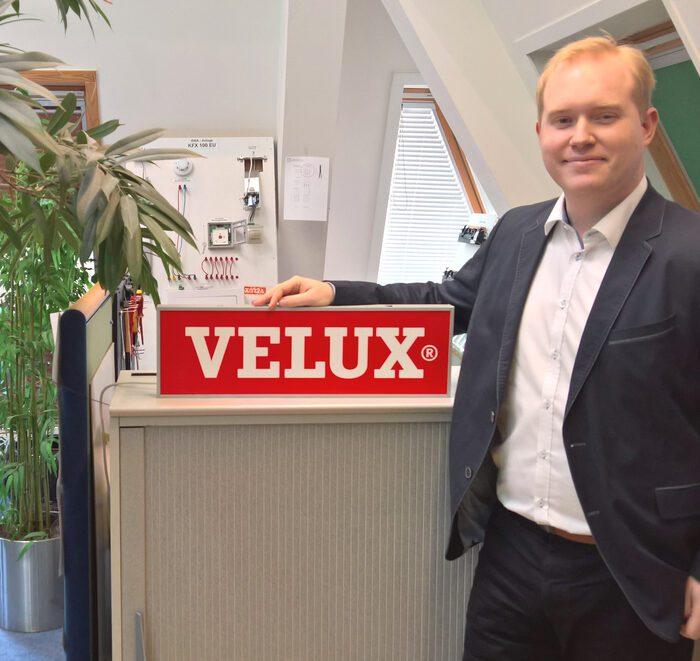 Meine Projekttätigkeit bei VELUX-Deutschland