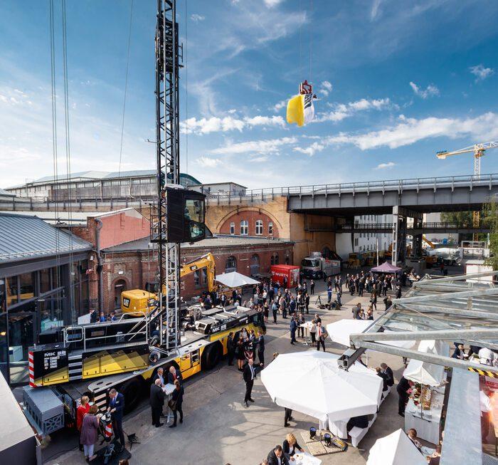 Tag der Deutschen Bauindustrie 2018 – Ein eindrucksvoller Messetag in einzigartigem Ambiente